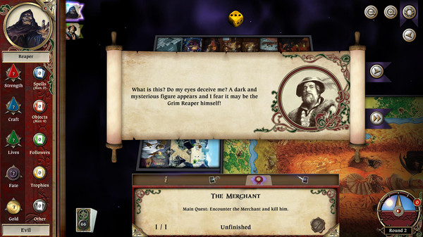 Talisman: Origins - Beyond the Veil (DLC)
