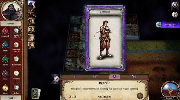 Talisman Origins Beyond the Veil ScreenShot 1
