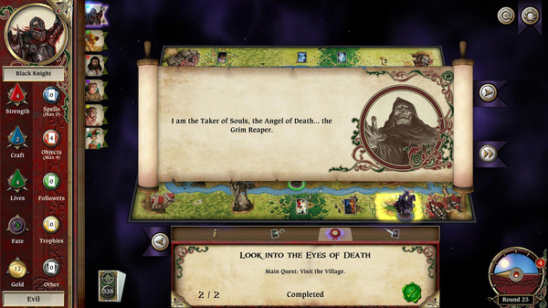 Talisman: Origins - Beyond the Veil (DLC)