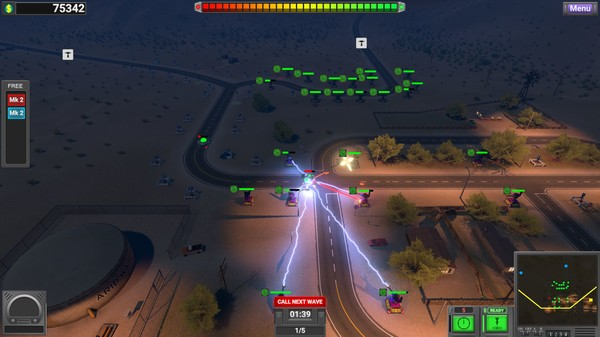 Inbound UFO
