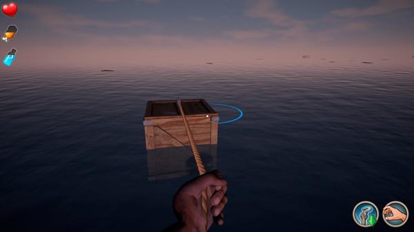 Survive on Raft: Плот и выживание