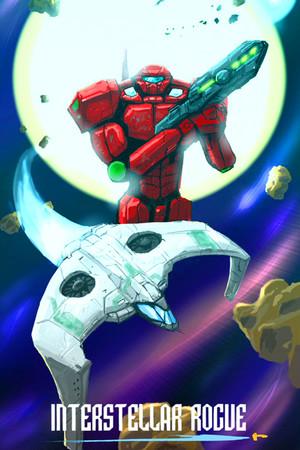 INTERSTELLAR ROGUE poster image on Steam Backlog