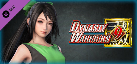 """Купить DYNASTY WARRIORS 9: Guan Yinping """"Race Queen Costume"""" / 関銀屏「レースクイーン風コスチューム」 (DLC)"""