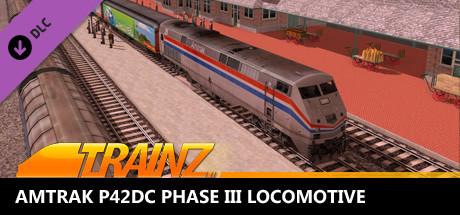Купить TANE DLC - Amtrak P42DC - Phase III