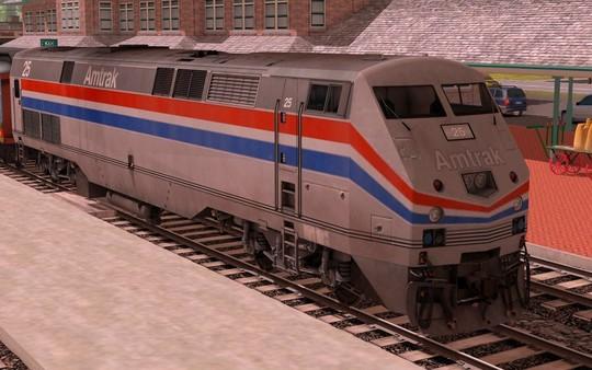 TANE DLC - Amtrak P42DC - Phase III