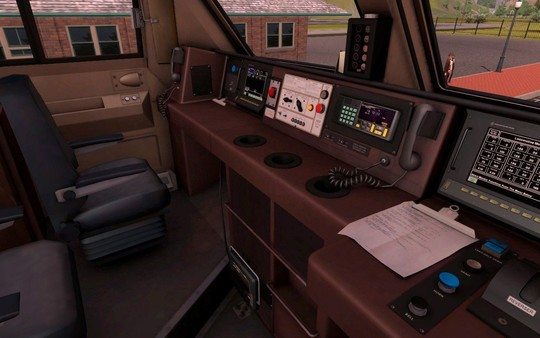 Trainz 2019 DLC - Amtrak P42DC - Phase III