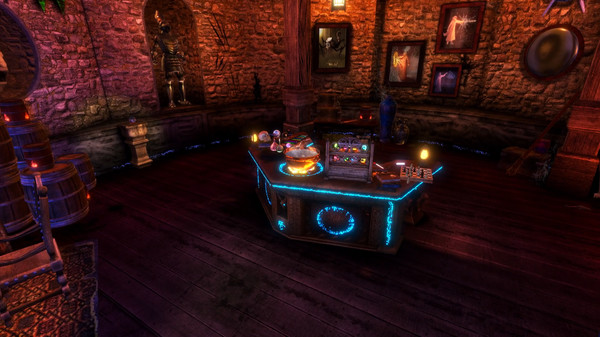 Screenshot of Waltz of the Wizard: Extended Edition