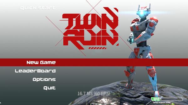 Twin Ruin