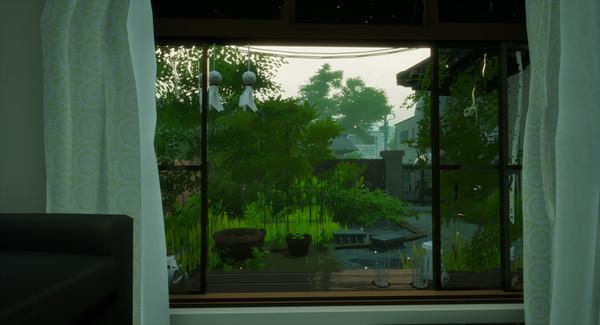 梅雨の日/Rainy Season