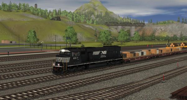 TANE DLC - NS SD60E - Horsehead