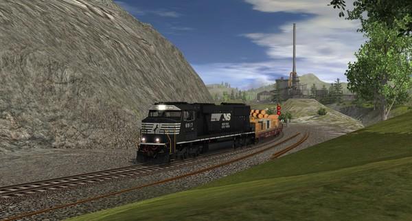 Trainz 2019 DLC - NS SD60E - Horsehead