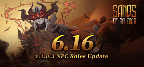 Sands of Salzaar on Steam Backlog
