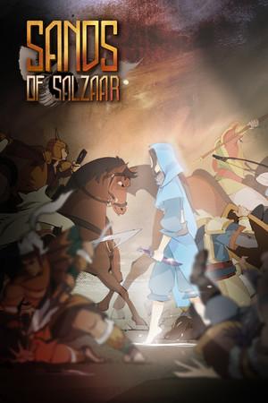 Sands of Salzaar poster image on Steam Backlog