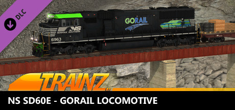 Купить Trainz 2019 DLC - NS SD60E - 6963 GoRail
