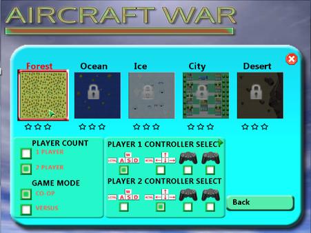 Aircraft War