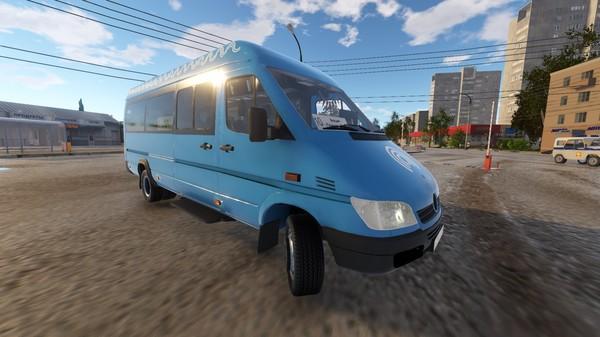 Bus Driver Simulator  2019 - European Minibus (DLC)