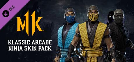 Klassic Arcade Ninja Skin Pack 1 | DLC