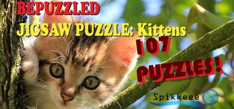 Купить Bepuzzled Kittens Jigsaw Puzzle