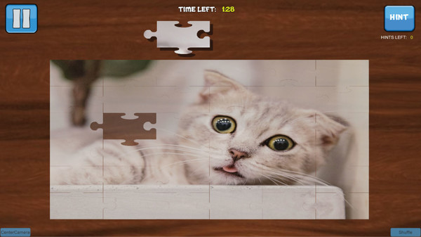 Bepuzzled Kittens Jigsaw Puzzle