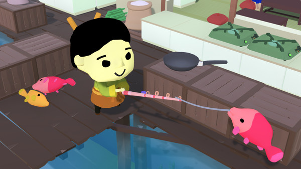 Diner Bros - Sushi Bros (DLC)