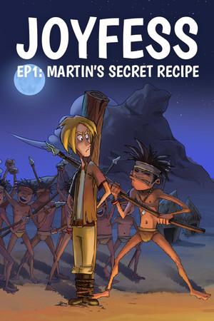 Joyfess Ep1: Martin's Secret Recipe poster image on Steam Backlog