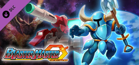 Купить Blaster Master Zero - EX CHARACTER: SHOVEL KNIGHT (DLC)