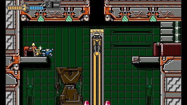 Blaster Master Zero - EX CHARACTER: SHOVEL KNIGHT (DLC)