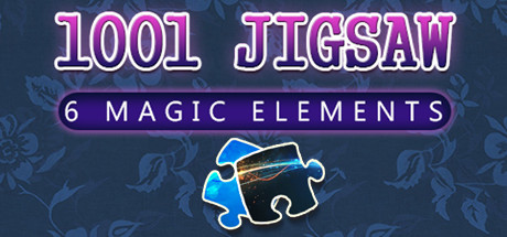 Купить 1001 Jigsaw. 6 Magic Elements (拼图)
