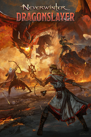 Neverwinter poster image on Steam Backlog