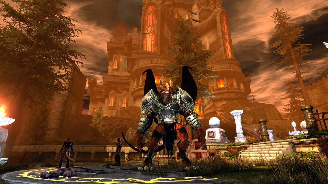 Neverwinter PvP dotvorby