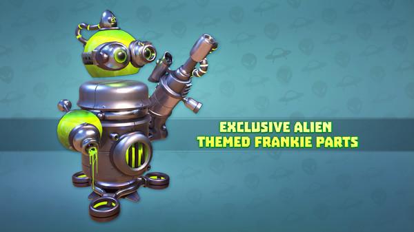 Frankie's Revenge - Supporter Pack (DLC)