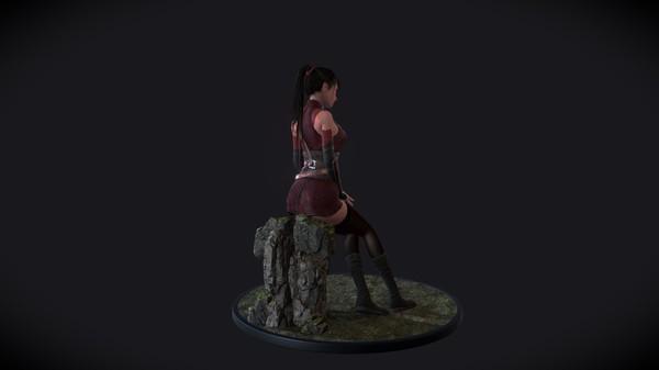 嗜血印 Bloody Spell DLC 女装大佬