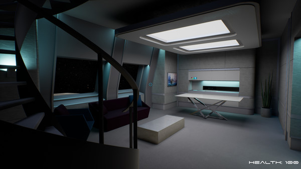 The Orville - Interactive Fan Experience Screenshot