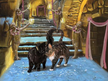 Prince of Cats Digital Artbook (DLC)