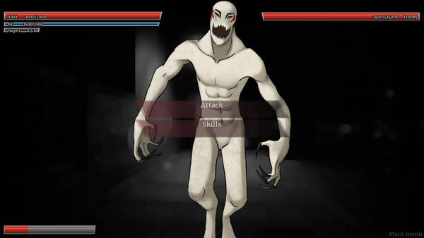 Winter's empty mask - Boss Rush (DLC)
