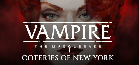 Vampire The Masquerade  Coteries of New York Capa