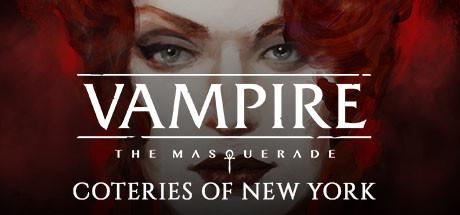 Vampire The Masquerade  Coteries of New York Capa
