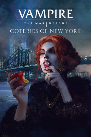 Vampire: The Masquerade - Coteries of New York poster image on Steam Backlog