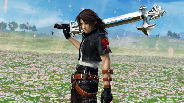 DFF NT: Sleeping Lion App. Set. & 5th Weapon for Squall Leonhart (DLC)