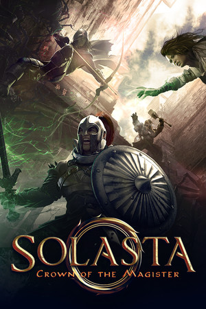 Solasta: Crown of the Magister poster image on Steam Backlog