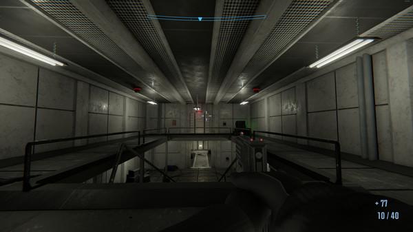 Space Mercenary Shooter Episode 1 ScreenShot 1