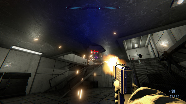 Space Mercenary Shooter Episode 1 ScreenShot 2