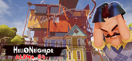 Купить Hello Neighbor Alpha 4