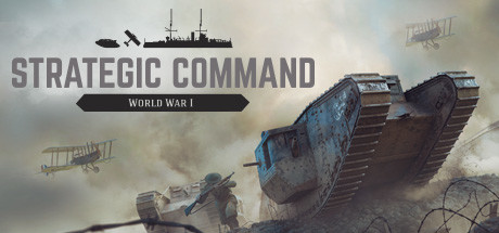Strategic Command: World War I Capa