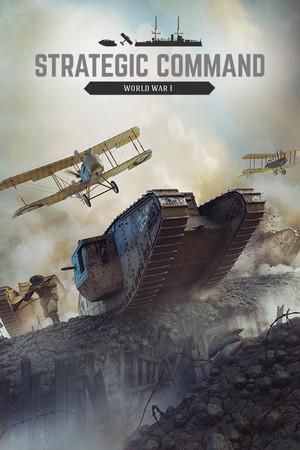 Strategic Command: World War I poster image on Steam Backlog