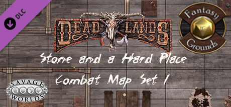 Купить Fantasy Grounds - Stone and a Hard Place Combat Map Set 1 (Map Pack) (DLC)