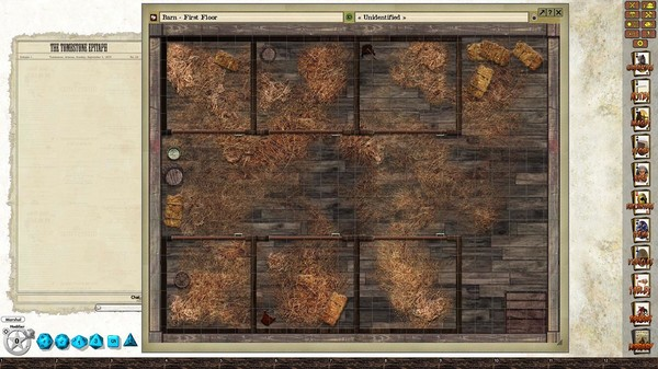 Fantasy Grounds - Stone and a Hard Place Combat Map Set 1 (Map Pack) (DLC)