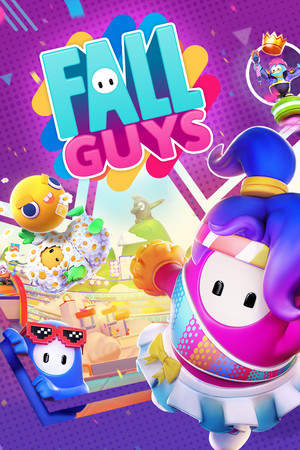 Fall Guys: Ultimate Knockout poster image on Steam Backlog