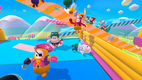 Скриншот №8 к Fall Guys Ultimate Knockout