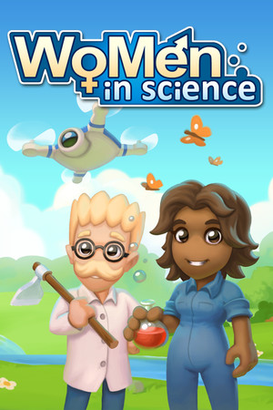 WoMen in Science poster image on Steam Backlog